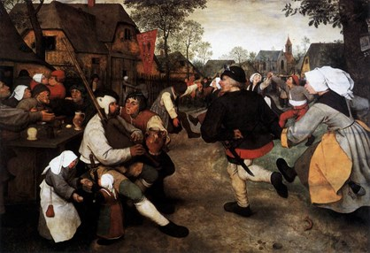 peasants dance