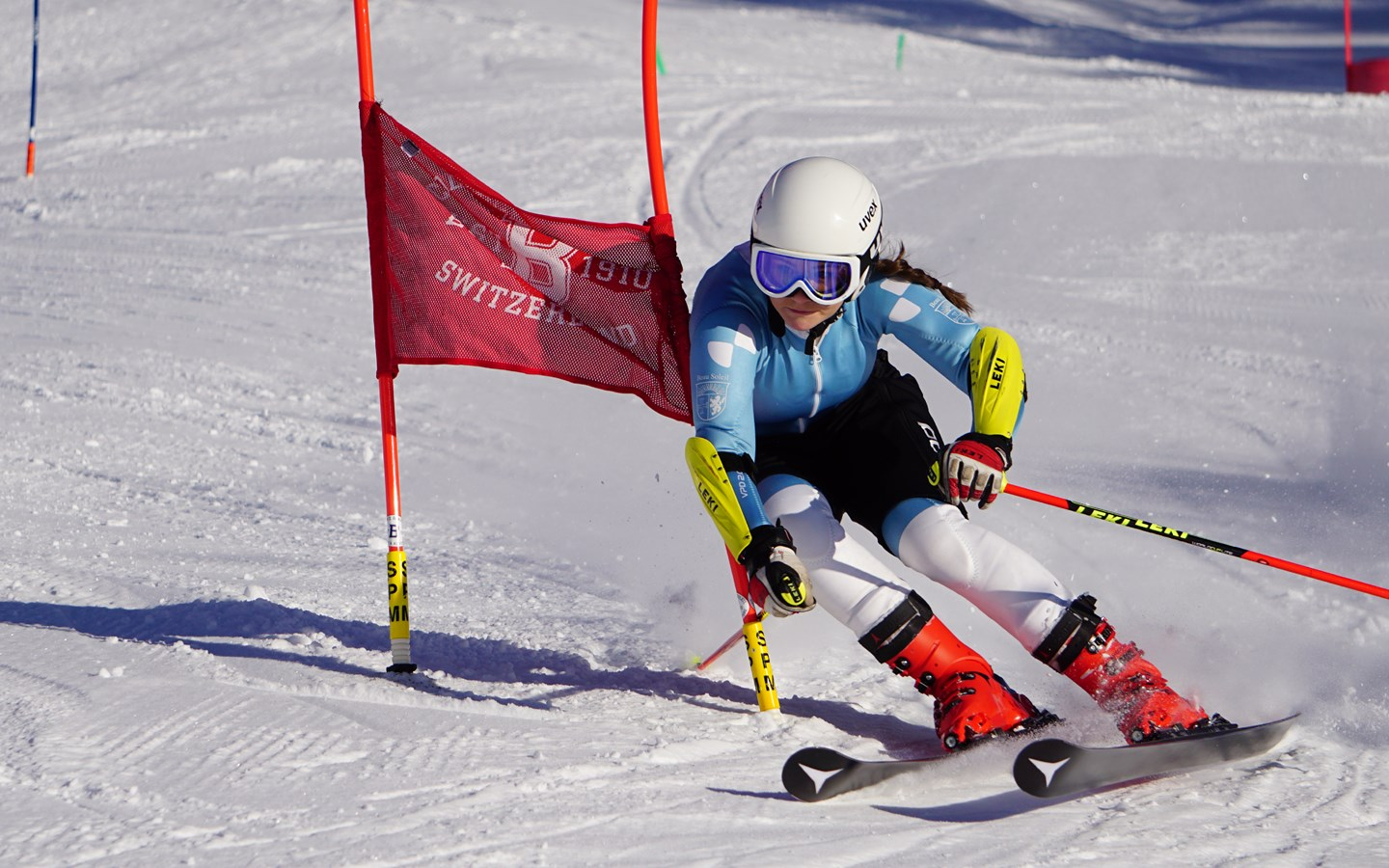 Beau Soleil ski Athlete performance group