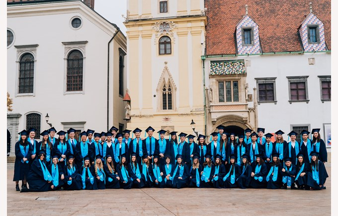 British International School BRatislava - Graduates 2019