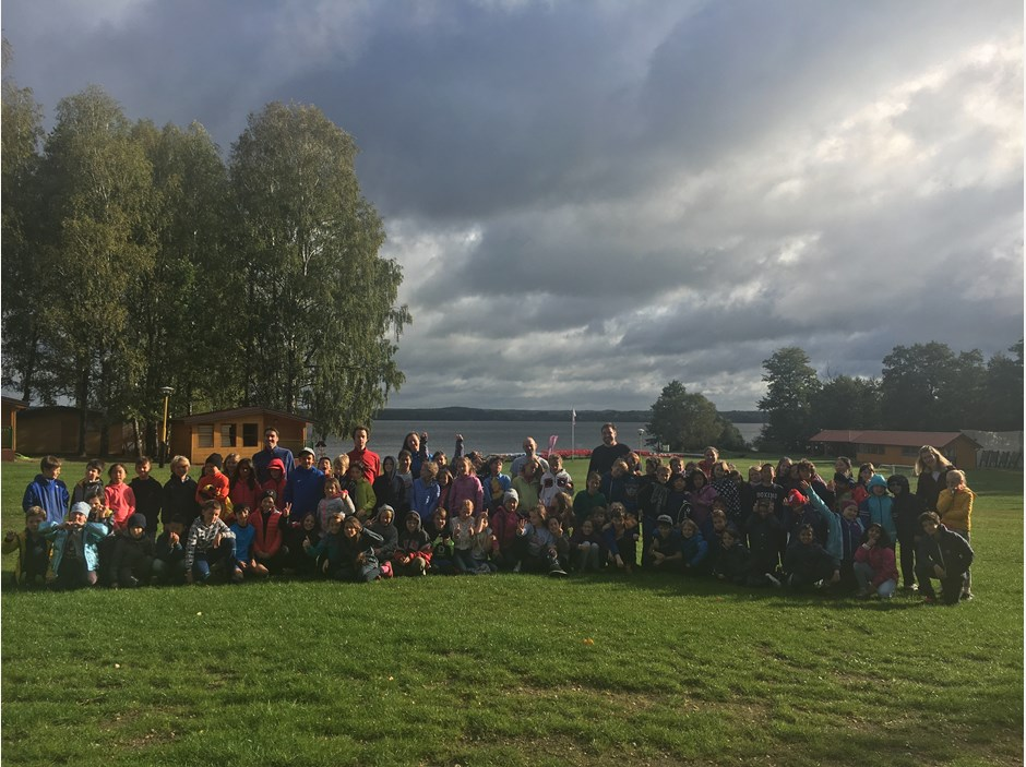 Year 5 Green Camp photo