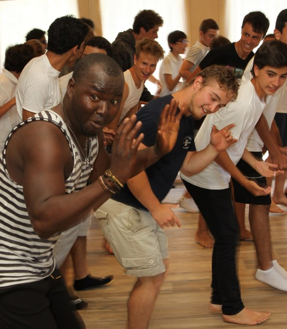 Switzerland-Summer-Camp-Beau Soleil -boys dance