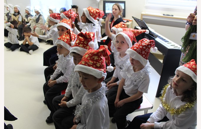 Year 1 Christmas Show