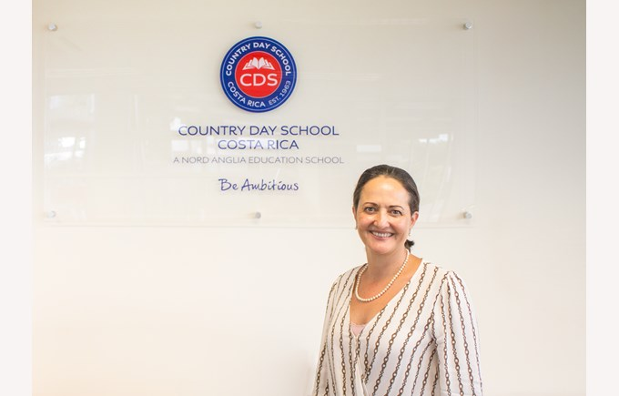 Country Day School - Admissions Team Monzi Figueres