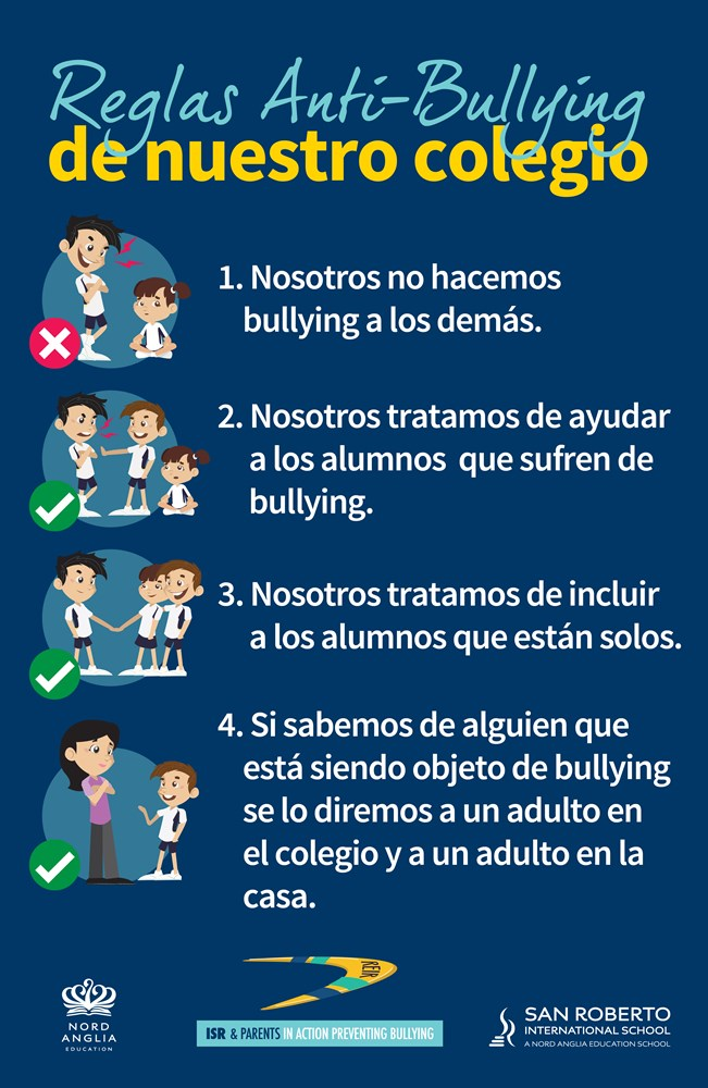 Reglas anti-bullying del ISR