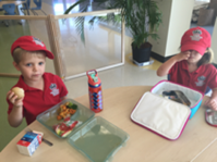 early years lunch 2