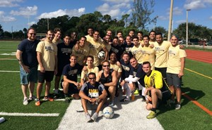 Alumni - Group Soccer