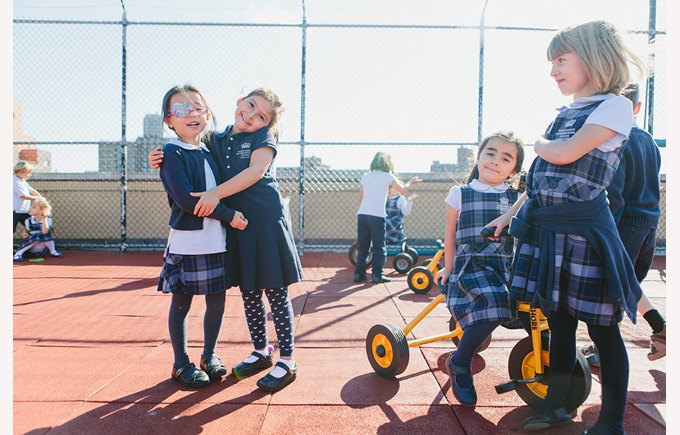 Nord Anglia International School best private school Manhattan