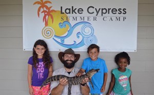 Summer Camp Gator