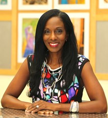 Tonya Evans, Director of Marketing
