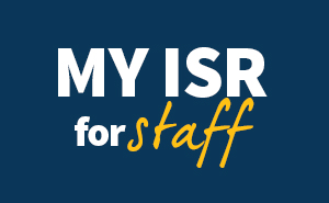 My ISR for Staff