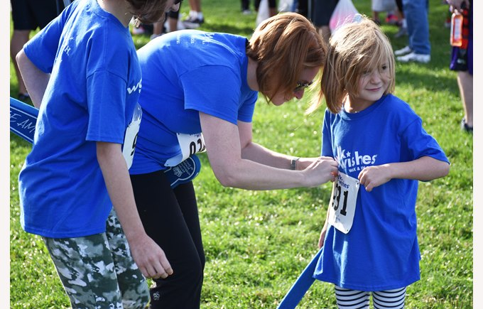 Make-A-Wish Walk & Run 2015