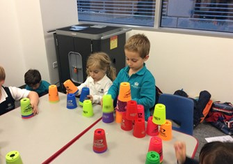 Speed Stacking Club