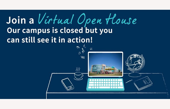 Virtual Open House at the British International School of Houston