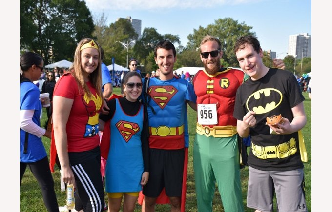 Make-A-Wish Walk & Run