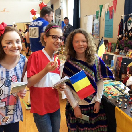 Year 6 International Day Blog 051817