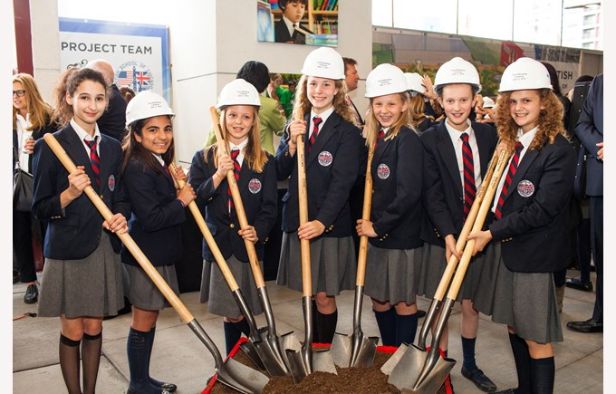 groundbreaking south loop