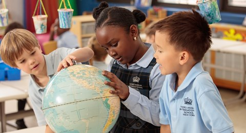 international school private school New York admissions season