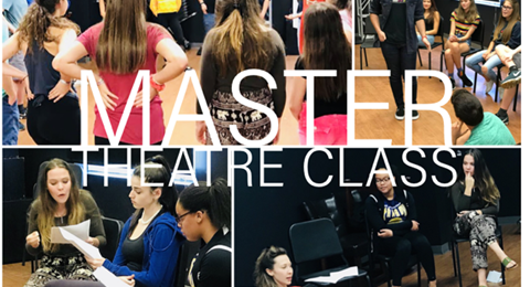 Theatre Panel Discussion & Master Classes