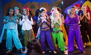 Aladdin Performance