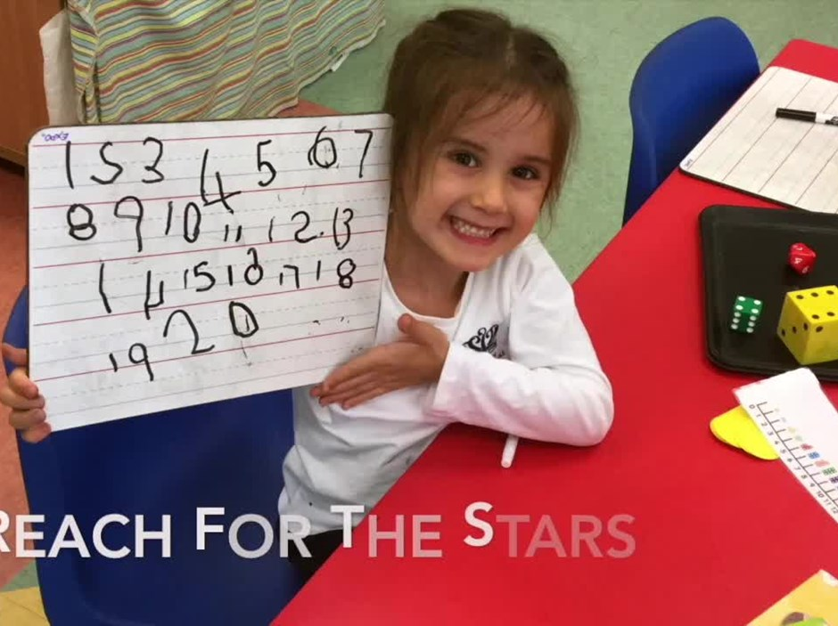 Reaching for the Stars at BISB