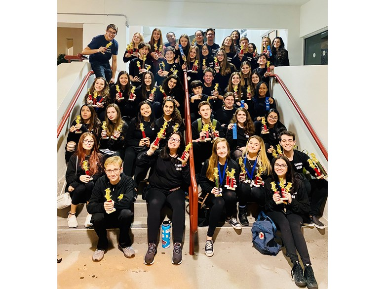 Sr Thespian Districts 2019