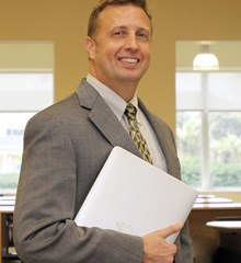 James Standefer, Director, Lighthouse Point Academy