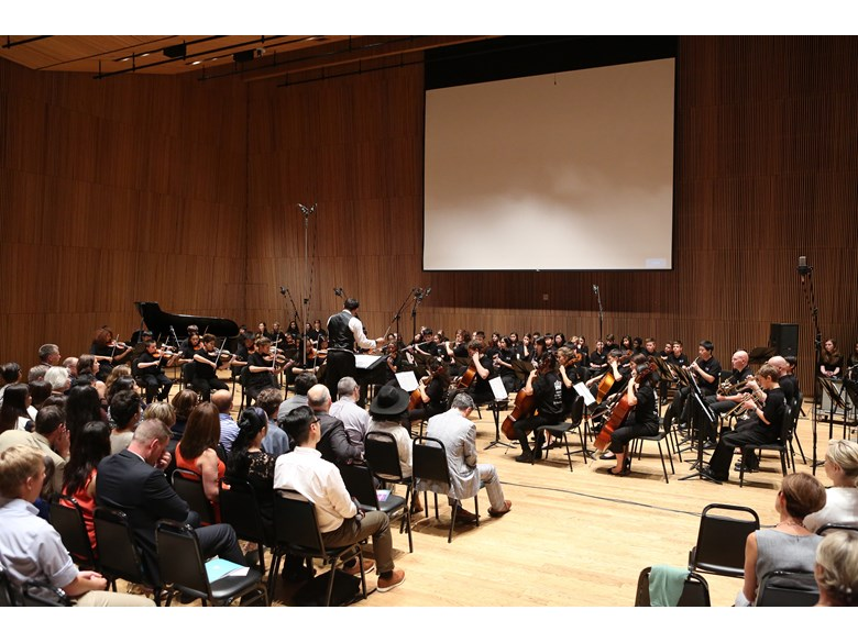 Nord Anglia Education's Global Orchestra music education program in New York City
