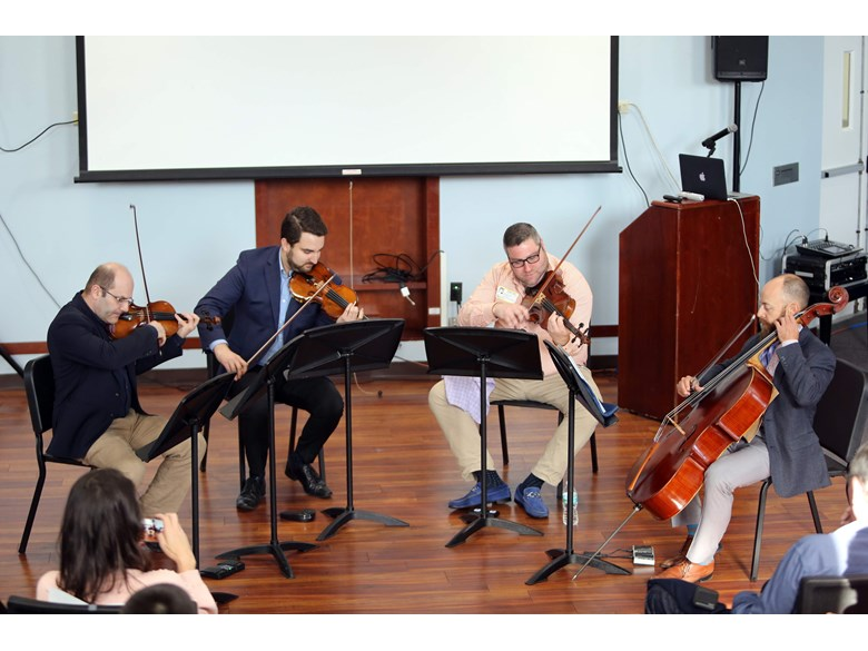 Violins for Hope Performance