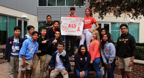 ALS Day of Silence
