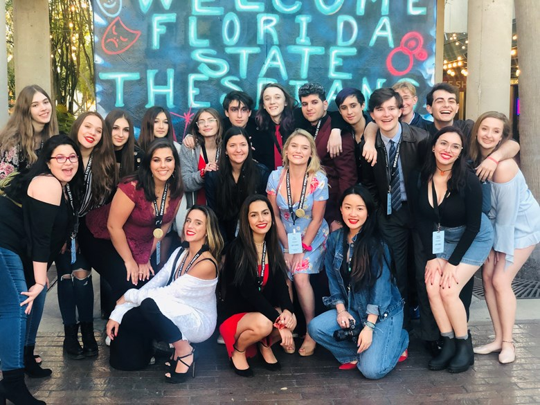 Sr Thespian States 2019