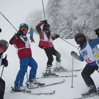 British International School Washington Ski Trip Triumph