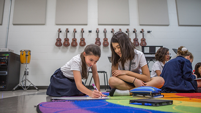 Our Performing Arts Programme at the British International School of Houston
