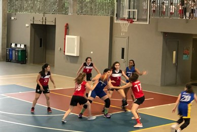 Country Day School - HS Girls Basketball vs. Metodista