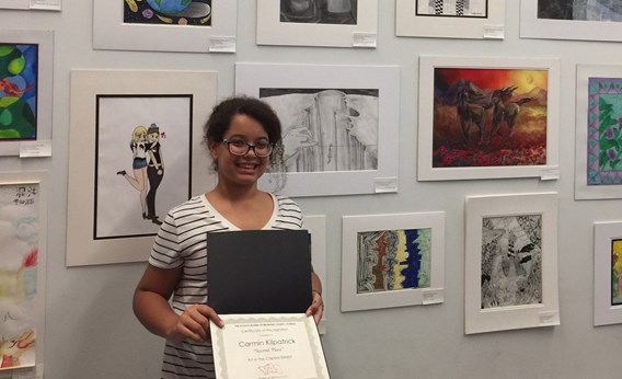 Congressional Art Winner
