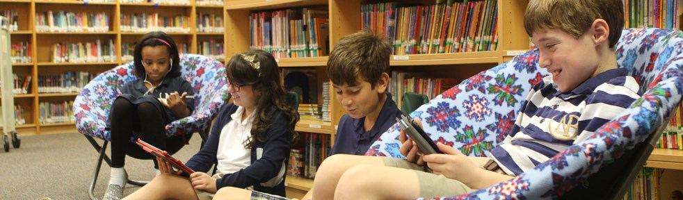 Lower School Library