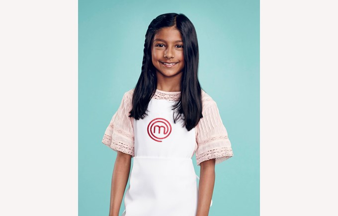 Avani - Master Chef Junior
