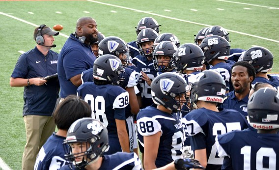 Viking Football Article