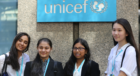 NAE Global Campus UNICEF