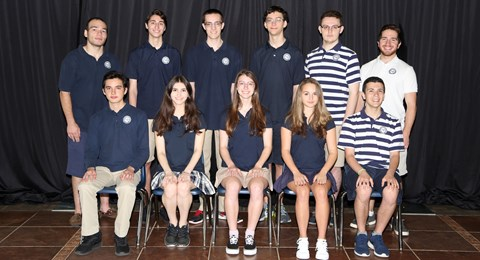 2019 National Merit Scholar Qualifiers