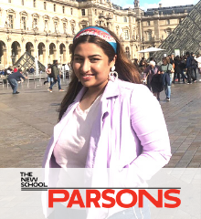 College Features_Student Stories_Hajra_Parsons