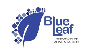 Blue Leaf logo
