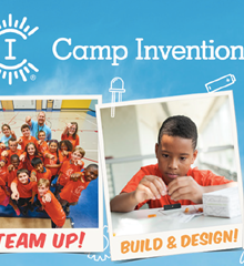 Camp Invention Summer Camp