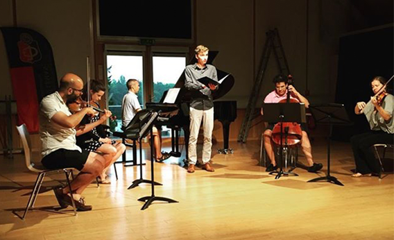 Summer Performing Arts with the Juilliard School