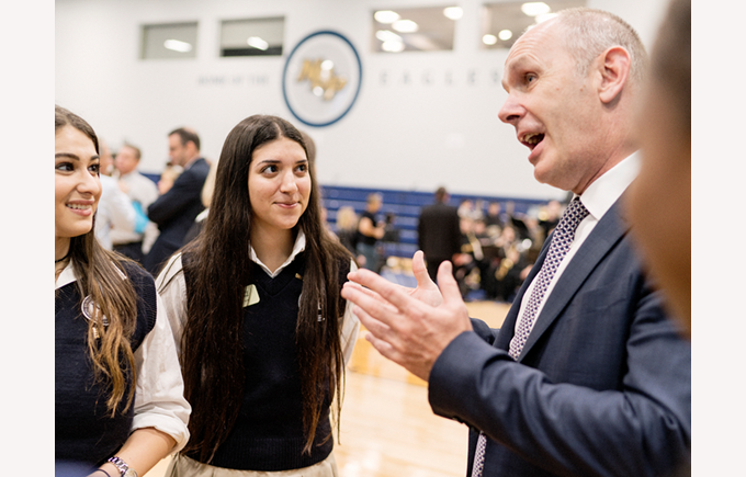 Nord Anglia Education's CEO Andrew Fitzmaurice shares his thoughts on this year's outstanding academic results.