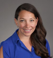 Lindsay Kafitz - Director of Counseling