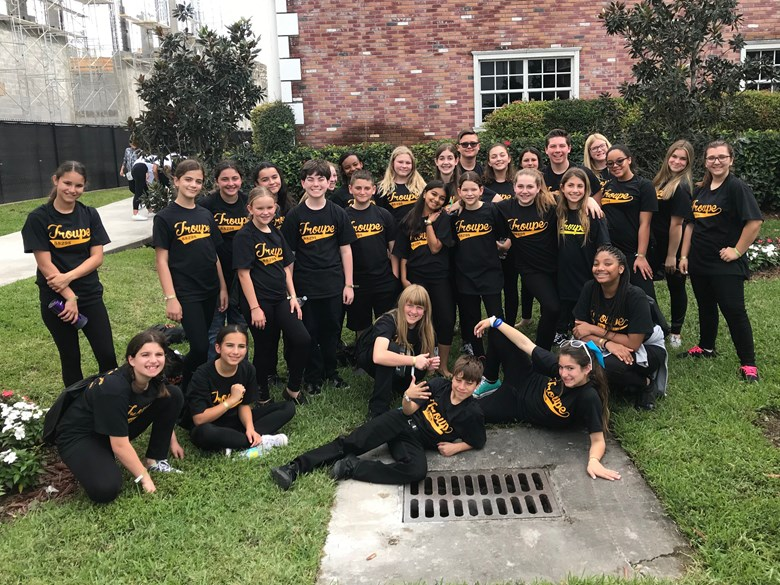 Jr Thespian Districts 2018