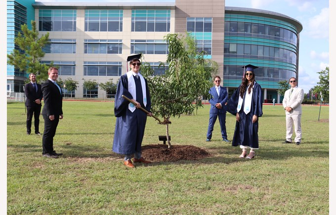 Tree Planting Ceremony 2020