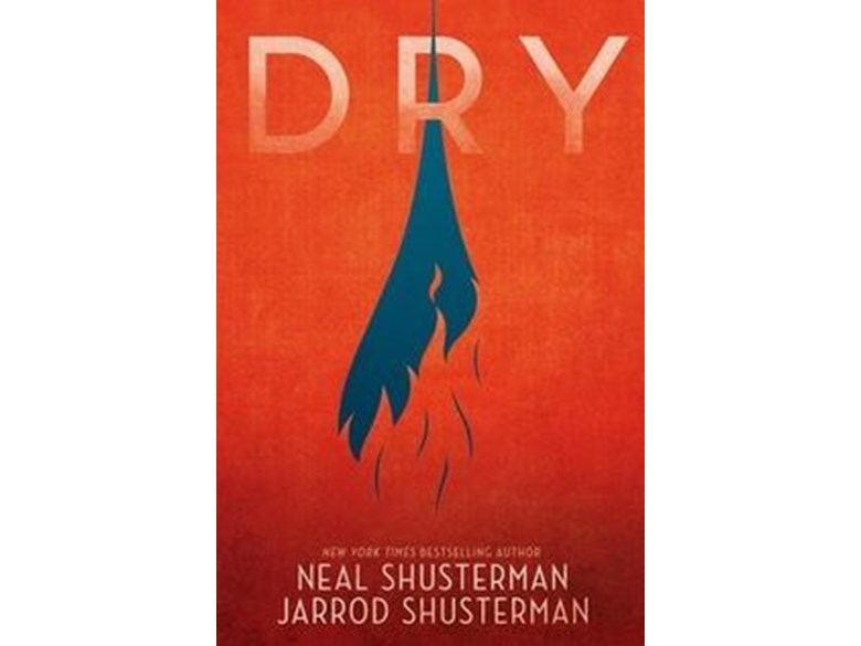 Dry by Neal and Jarrod Shusterman, book cover