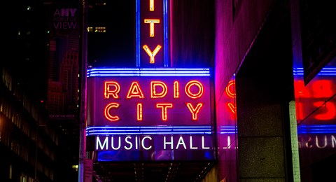 rockettes radio city hall new york christmas winter holiday things to do