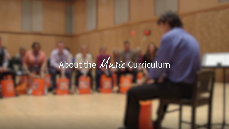 about the music curriculum